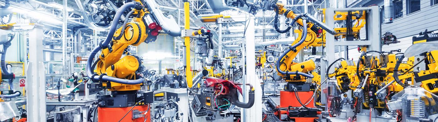 Technische Federn für den Maschinenbau